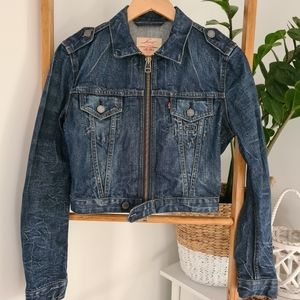 Levi's Positively Superior Denim Jacket Size M/M